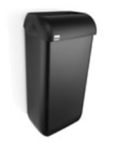 Satino Black afvalbak 23 liter